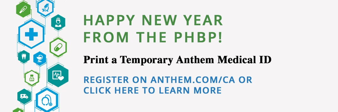 Print a Temporary Anthem Medical Card